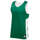Nike Tank Reversible 男裝 上衣 背心 籃球 雙面穿 綠 白 【運動世界】 867766-342
