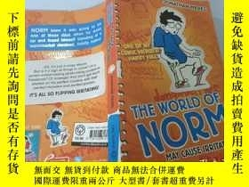 二手書博民逛書店The罕見World of Norm: 2: May Cause Irritation 規範的世界:2 可能引起刺