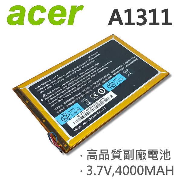 ACER 宏碁 A1311 4芯 日系電芯 電池 A1311 A1-830