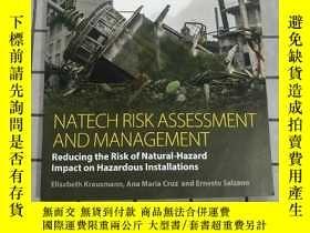 二手書博民逛書店Natech罕見Risk Assessment and Management: Red... 進口原版 Y26