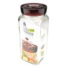 金時代書香咖啡  韓國 LOCK & LOCK 樂扣樂扣 單向排氣閥玻璃密封罐 2.1L  HG7592