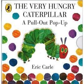 【毛毛蟲小型立體書】VERY HUNGRY CATERPILLAR /POP-UP