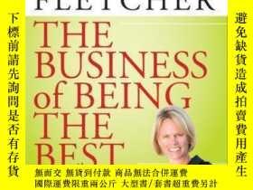 二手書博民逛書店The罕見Business of Being the Best: Inside the World of Go-G