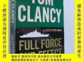 二手書博民逛書店Tom罕見Clancy Full Force and Effec