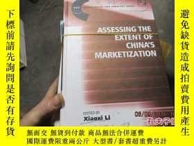 二手書博民逛書店the罕見chinese trade and industry