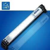 LED防水工作燈 NLL3-18CG-AC+NC565 光通量1250lm 照度384lx 防水 IP67 電線長度3m