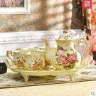 設計師美術精品館咖啡具套裝 歐式茶具咖啡...