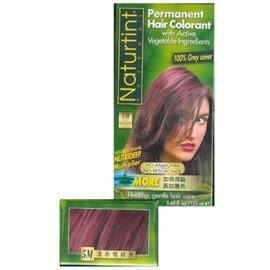 Naturtint 赫本美舖 天然草本染髮劑 火紅色 5C (含運)