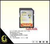 ES數位 SanDisk Ultra 200X 30M SDHC SD Class 10 16GB 記憶卡 16G 公司貨 終身保固 現貨