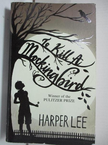 【書寶二手書T1/原文小說_BU8】To Kill a Mockingbird_Harper Lee
