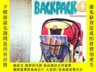 二手書博民逛書店Backpack罕見4 [With CDROM]Y198833 Mario、Diane Pinkley 著