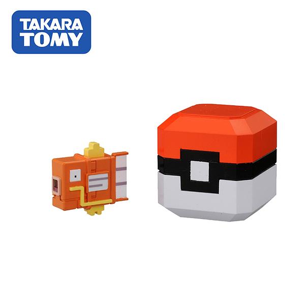【日本正版】鯉魚王 探險寶貝球 公仔 寶可夢 探險尋寶 寶酷方 神奇寶貝 TAKARA TOMY - 121190