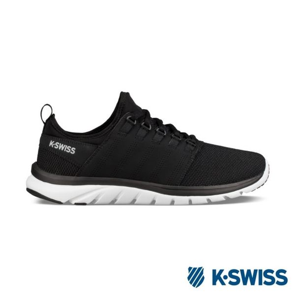 【K-SWISS】Ace Trainer CMF輕量訓練鞋-男-黑(05408-054)