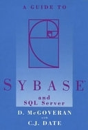二手書 A Guide to SYBASE and SQL Server: A User s Guide to the SYBASE Product (a Relational Database M R2Y 020155710X