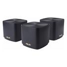 【免運費】ASUS 華碩 ZenWIFI AX Mini XD4 黑 (三件組) AX1800 Wi-Fi 6 Mesh 系統 網狀網絡 路由器