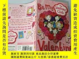 二手書博民逛書店Be罕見my Valentine:做我的情人Y200392