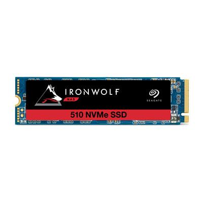 SEAGATE 希捷 那嘶狼 IronWolf 510 480GB NVMe PCIe NAS SSD(ZP480NM30011)