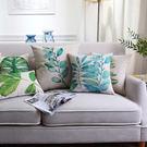 時尚清新北歐抱枕 靠墊 沙發裝飾靠枕(二入)
