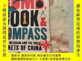 二手書博民逛書店Bomb罕見Book & Compass (英文原版,32開平裝