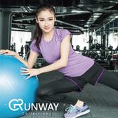 【R】運動服 上衣 短袖 排汗衣 T恤 圓領 速乾 跑步 運動 健身 瑜伽服 瑜珈