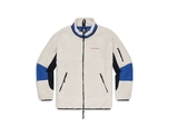 CONVERSE-SHERPA JACKET NATURAL IVORY 男款白藍色保暖外套-NO.10018039-A02