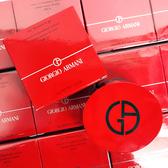 GIORGIO ARMANI 訂製絲光精華氣墊粉餅15g多色任選 #4 完美遮瑕、保濕服貼、絲絨霧光