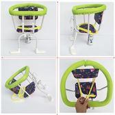 雙十二狂歡購  大號加厚自行車寶寶兒童座椅小孩嬰兒單車電動前后置掛凳 小巨蛋之家