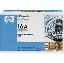 ※eBuy購物網※HP㊣原廠碳粉匣Q7516A(16A)適用HP TonerCtrg Color LaserJet 5200  Q7516/7516A/7516