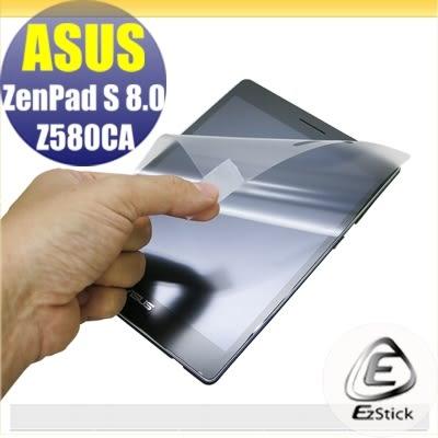 【Ezstick】ASUS ZenPad S 8.0 Z580 CA 靜電式平板LCD液晶螢幕貼 (可選鏡面防汙或高清霧面)
