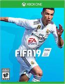 預購2018/9/28 特典依官方公佈 Xbox One 國際足盟大賽 19 FIFA 19中文版