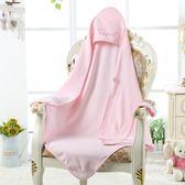 純棉嬰兒抱被新生兒包被春秋冬寶寶用品的小被子夏季薄款包巾抱毯 卡布奇诺