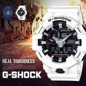 G-SHOCK GA-700-7A 潮流男錶 GA-700-7ADR