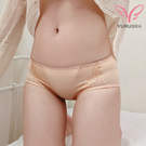 【玉如阿姨】焦糖波點三角褲。三角 中低腰 百搭 性感 內褲 專區任兩件5折 台灣製。※R72