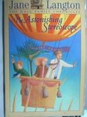 【書寶二手書T8/原文小說_NCV】The Astonisbing Stereoscope_Jone