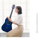 霏爾麗41寸38寸初學者民謠木吉他學生練習青少年入門男女練習新手