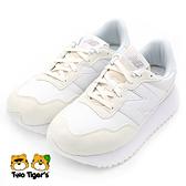 NEW BALANCE 237 鞋帶 大童 童鞋 米白 R7254(GS237WT1)