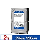 WD 藍標 2TB 3.5吋 SATA硬碟 WD20EZBX