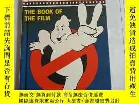 二手書博民逛書店GHOSTBUSTERS罕見II THE BOOK OF THE FILMY380600 David hate