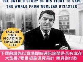 二手書博民逛書店Reagans罕見Secret War: The Untold Story of His Fight to Sav