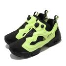 Reebok 休閒鞋 Instapump Fury OG NM 黑 黃 男鞋 女鞋 復古 運動鞋 【ACS】 FV1578