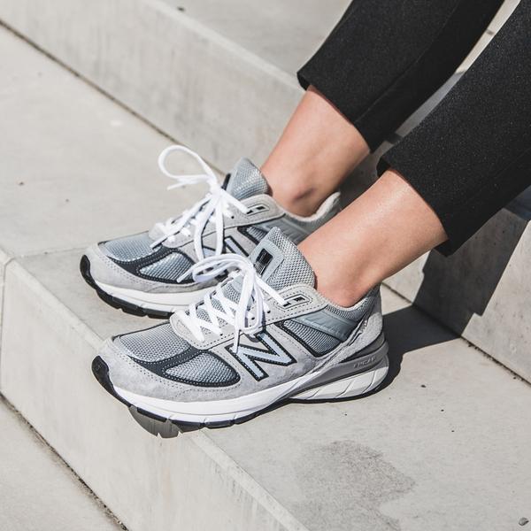 CLASSICK- New Balance 990 V5 美國製 元祖灰 總統鞋 老爹鞋 休閒鞋 男女 運動 舒適 緩震 W990GL5