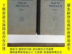 二手書博民逛書店hydrogen罕見in metals vol.1+2合售197