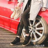 馬丁靴女英倫風春秋季學生韓國百搭復古平底短靴女鞋 【東京衣秀】