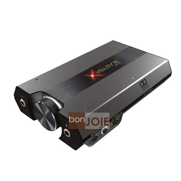 ::bonJOIE:: Creative Sound BlasterX G6 SBX-G6 耳機擴大機 (全新盒裝) PC PS4 Switch 對應 杜比DAC 創新未來
