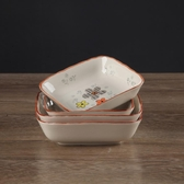 手繪日式陶瓷小菜碟味碟多用蘸料碟調味碟放火鍋調料小碟子醬油碟