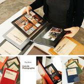 【韓國創意品牌 invite.L】韓國正品空運!! 吸附式相本 相簿 隨著心情擺放相片位置 (內頁黑)