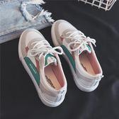 秋季2018新款女帆布鞋超火板鞋