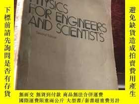 二手書博民逛書店PHYSICS罕見FOR ENGINEERS AND SCIENTISTS (SECOND EDITION)Y
