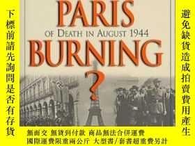 二手書博民逛書店Is罕見Paris Burning?Y364682 Larry Collins Booksales Inc