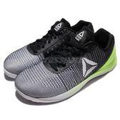 【六折特賣】 Reebok 訓練鞋 CrossFit Nano 7 黑 綠 健身 重量訓練 運動鞋 男鞋【PUMP306】 BS8290